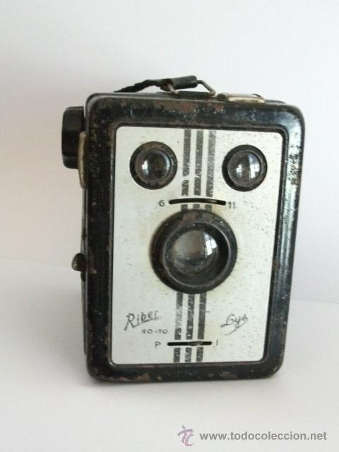 Cámara de fotos: Camara RIBER LYS- Italiana -120 mms - Muy pocas fabricadas por RO TO - Foto 5 - 28706847