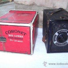 Cámara de fotos - camara de fotos antigua coronet - 28921062