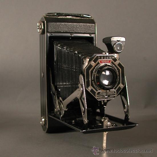 CÁMARA FOTOGRÁFICA ANTIGUA. KODAK USA / EE.UU. 1920 - 1930. (Cámaras Fotográficas - Antiguas (hasta 1950))