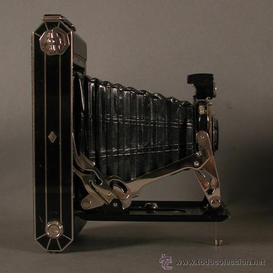 Cámara de fotos: Cámara Fotográfica Antigua. Kodak USA / EE.UU. 1920 - 1930. - Foto 4 - 89867930