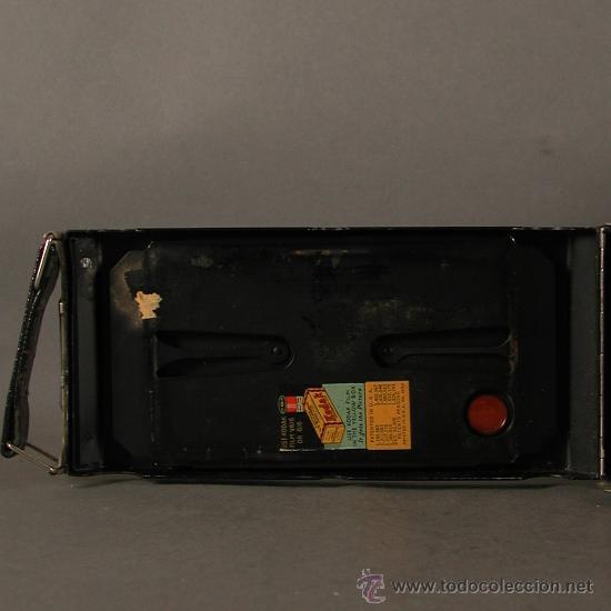 Cámara de fotos: Cámara Fotográfica Antigua. Kodak USA / EE.UU. 1920 - 1930. - Foto 11 - 89867930