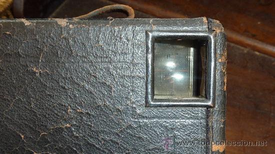 Cámara de fotos: antigua camara fotografica ? desconozco del tema. ver fotos. - Foto 6 - 29585844