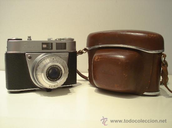Antigua c mara kodak retinette ia type 035 vero comprar - Camaras fotos antiguas ...