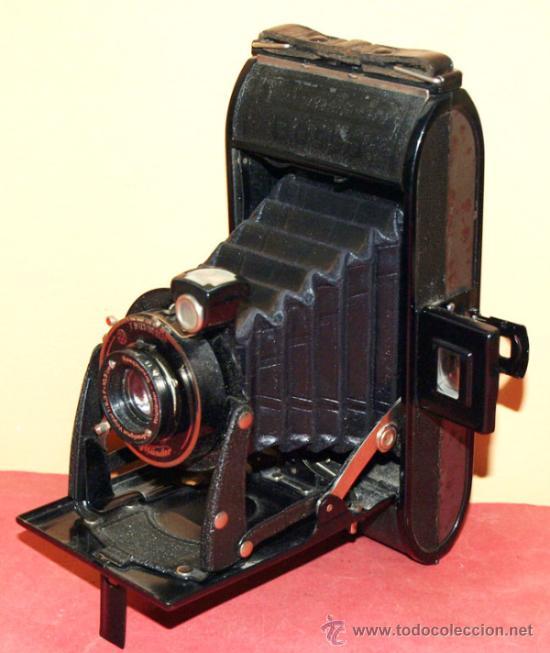 VOIGTLANDER BESSA 60 (Cámaras Fotográficas - Antiguas (hasta 1950))
