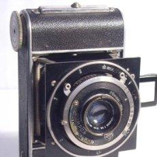 Cámara de fotos: KOCHMANN KORELLE 3X4 COMPUR CORONAR 50MM FILM 127 3X4CM AÑO 1931. Lote 30855666