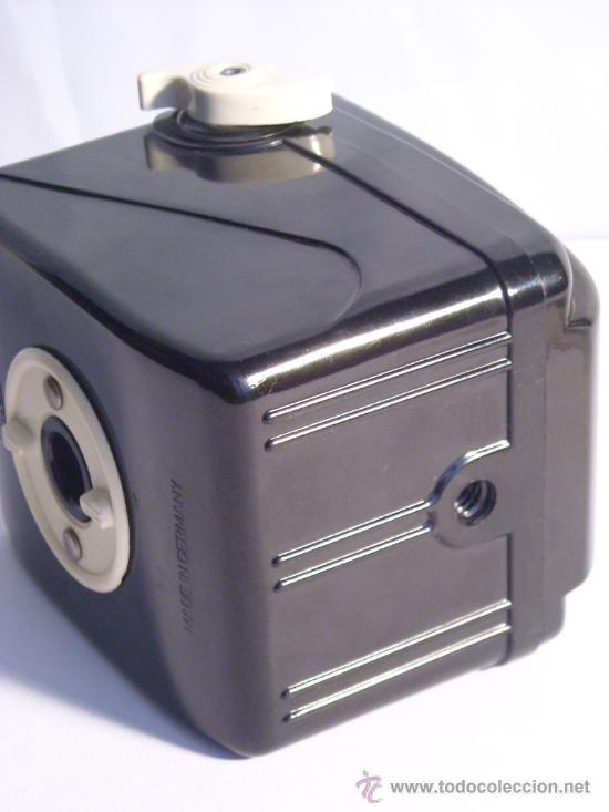 Cámara de fotos: Bilora (Kürbi & Niggeloh), Boy Box Baquelita Negra film 127 año 1949 Rara. - Foto 6 - 31282942