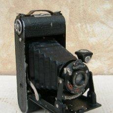 Cámara de fotos: CAMARA FUELLE VOIGTLANDER BESSA ANTIGUA, DATA DE 1918,, CAM365. Lote 55998615