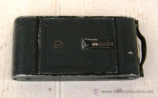 Cámara de fotos: camara fuelle voigtlander bessa antigua, data de 1918,, cam365 - Foto 5 - 55998615