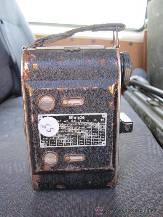 Cámara de fotos: Camara fotografica de fuelle - Compur. Objetivo Schneider - creo que funciona el disparador. - Foto 4 - 31774024