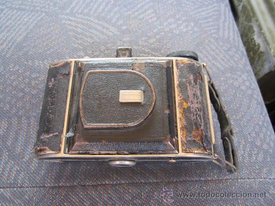 Cámara de fotos: Camara fotografica de fuelle - Compur. Objetivo Schneider - creo que funciona el disparador. - Foto 5 - 31774024