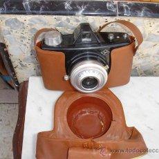 Cámara de fotos: CAMARA DE BAQUELITA ALFA. Lote 32816373