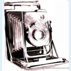 Cámara de fotos: CAMARA DE FOTOS EXTRAPLANA WERKSTATTEN ALEMANA, CON CORTINILLA, MEDIDOR DE LUZ LENTE VARUO:1:100 . Lote 34407239
