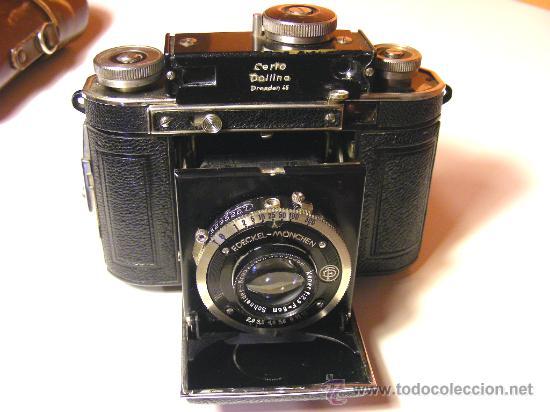 CERTO DOLLINA II TELEMÉTRICA DE 1934 (Cámaras Fotográficas - Antiguas (hasta 1950))