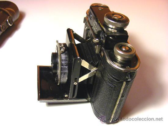 Cámara de fotos: Certo Dollina II telemétrica de 1934 - Foto 2 - 34698165