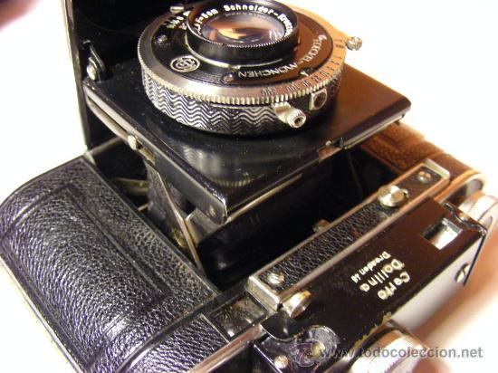 Cámara de fotos: Certo Dollina II telemétrica de 1934 - Foto 4 - 34698165