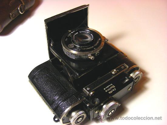 Cámara de fotos: Certo Dollina II telemétrica de 1934 - Foto 7 - 34698165