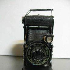 Cámara de fotos: ANTIGUA CAMARA DE LA CASA CORONEL, OBJETIVO MENSIQUE ECHA EN FRANCIA.. Lote 34919675