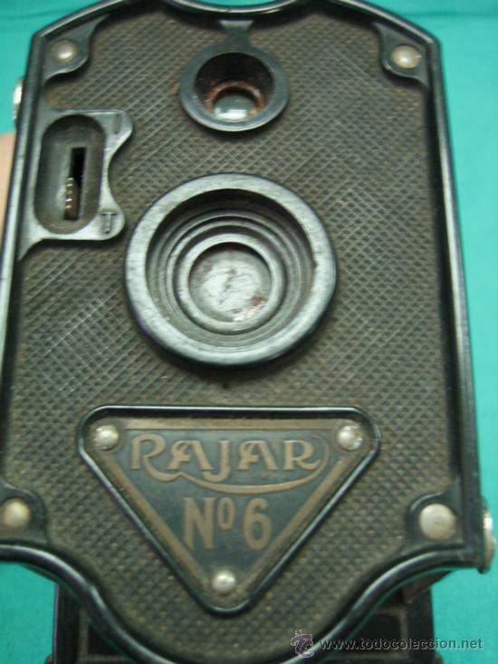 Cámara de fotos: Camara antigua REJOR Nº6 - Foto 9 - 35302214