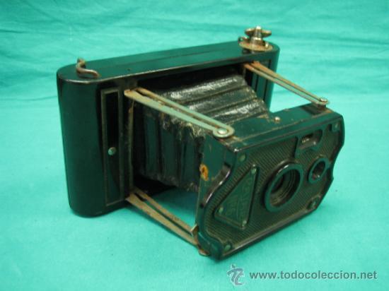 CAMARA ANTIGUA REJOR Nº6 (Cámaras Fotográficas - Antiguas (hasta 1950))