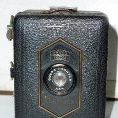 Cámara de fotos: ZEISS IKON BABY BOX. GOERZ FRONTAR. Lote 36487389