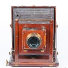 Cámara de fotos: CAMARA DE GRAN FORMATO PARA PLACAS LHORTON-PICKARD, TRIPLE EXTENSIÓN.. Lote 37436088