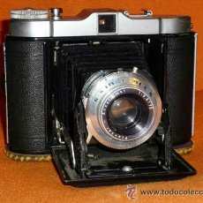 Cámara de fotos: CAMARA DE FUELLE FRANKA VARIO MADE IN GERMANY AÑOS 50 VER FOTOS. Lote 36664764