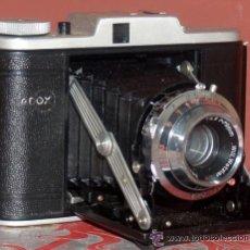 Cámara de fotos: ANTIGUA CÁMARA FOTOGRAFICA ADOX. Lote 36876955