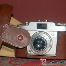 Cámara de fotos - Camara, agfa silette con funda original - 37097855
