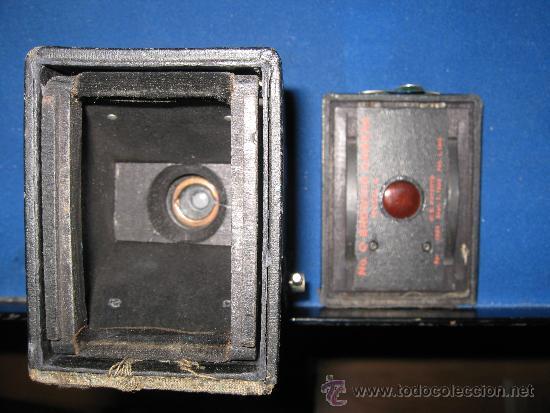 Cámara de fotos: Camara Kodak Company Eastman. Caja negra Decorativa - Foto 2 - 37105912