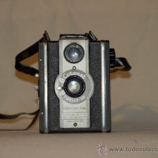 Cámara de fotos: CÁMARA FOTOGRÁFICA CORONET TWELVE (1940). MADE IN ENGLAND. Lote 37253607