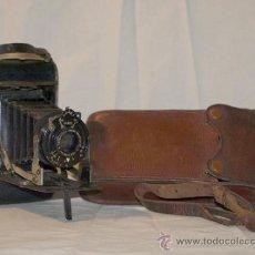 Cámara de fotos: CÁMARA FOTOGRÁFICA DE FUELLE VARIO RODENSTOCK-TRINAR-ANASTIGMATIC. INGLATERRA. CIRCA 1920. Lote 37253683
