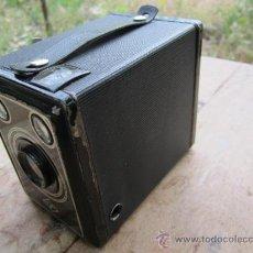Cámara de fotos: ANTIGUA CAMARA DE CAJON AGFA - PASO 120- VER FOTOS . Lote 37437991
