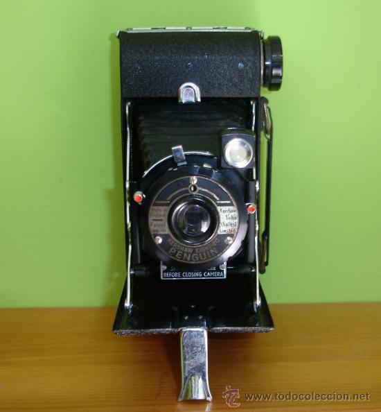 CAMARA FOTOGRAFICA KERSHAW EIGHT 20 PENGUIN (Cámaras Fotográficas - Antiguas (hasta 1950))
