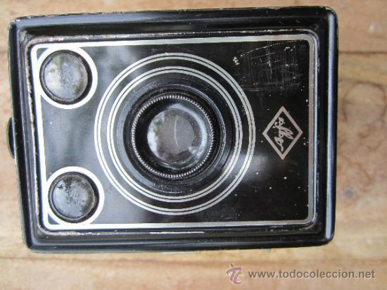 Cámara de fotos: antigua camara de cajon agfa - paso 120- ver fotos - Foto 2 - 37437991