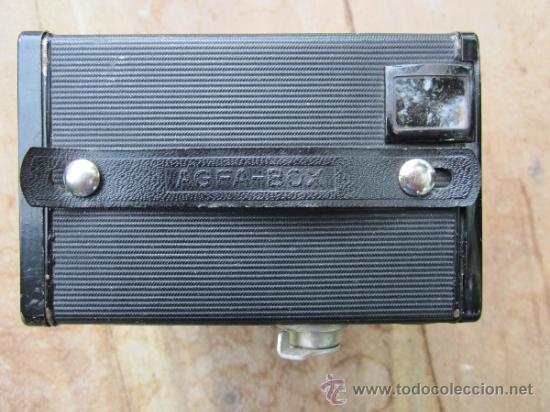 Cámara de fotos: antigua camara de cajon agfa - paso 120- ver fotos - Foto 3 - 37437991