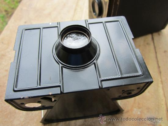 Cámara de fotos: antigua camara de cajon agfa - paso 120- ver fotos - Foto 10 - 37437991