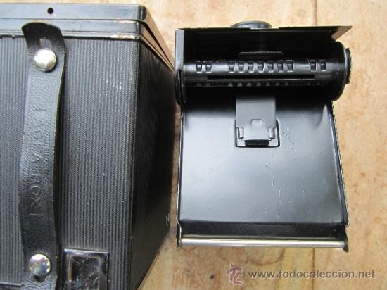 Cámara de fotos: antigua camara de cajon agfa - paso 120- ver fotos - Foto 11 - 37437991
