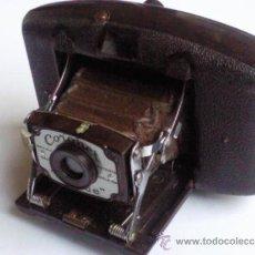 Cámara de fotos: ANTIGUA CAMARA DE FOTOS, CORONET, MOD VOGUE, 1936 ENGLAND, MEDIDAS 11 X 7,5, BAQUELITA. Lote 38378465