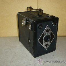 Cámara de fotos: CAMARA DE CAJÓN BILORA BOX - 1945 -. Lote 38819538