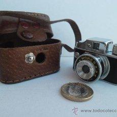 Cámara de fotos: VINTAGE 1950S HOMER MINI CAMERA. Lote 38879151