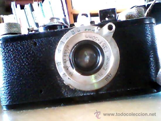 Cámara de fotos: LEICA I 1930 FUNCIONANDO PERFECTAMENTE - Foto 12 - 27981573