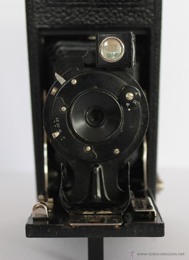 Cámara de fotos: CAMARA FOTOS FOTOGRAFICA ENSING MADE HOUHTONS Ltd LONDON DE FUELLE VER DETALLES EN FOTOGRAFIAS - Foto 2 - 39483987