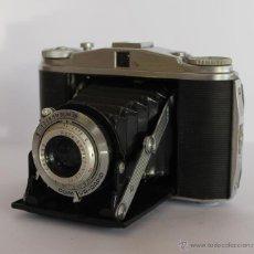 Cámara de fotos: CAMARA FOTOS FOTOGRAFICA AGFA APOTAR DE FUELLE I SOSOLETTIE II MADE IN GERMANY VER FOTOGRAFIAS. Lote 162537950