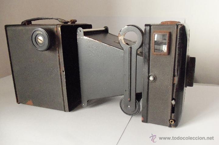 Cámara de fotos: Cámara de cajón BRAUN IMPERIAL - completa y entera - Foto 4 - 39649345