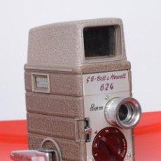 Cámara de fotos: BELL & HOWELL 624. Lote 39968263