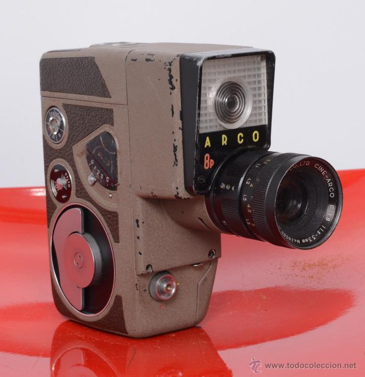 ARCO 8P (Cámaras Fotográficas - Antiguas (hasta 1950))