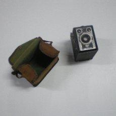 Cámara de fotos: CÁMARA ANTIGUA DE CAJÓN AGFA SYNCRO BOX. Lote 40180532