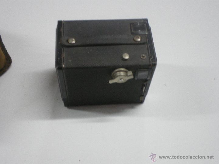 Cámara de fotos: Cámara antigua de cajón Agfa Syncro box - Foto 2 - 40180532