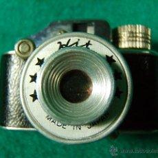 Cámara de fotos: KIT-SDIT-HIT-CAMARA ESPECIAL-VELOCIDADES B Y I-FOCO FIJO-MADE IN JAPAN-CAMARA FOTOGRAFICA MINIATURA.. Lote 40834490