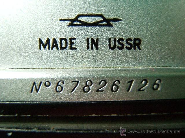 Cámara de fotos: ZORKI 4-Nº 67826126-OBJETIVO JUPITER 8-Nº 6760349-MADE USSR-URSS-PERFECTA COPIA LEICA-CAMARA FOTOS.. - Foto 7 - 40851029
